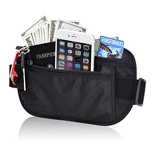 Money Belts for Travel Tingtio Hidden Waist Wallet for Travel Daily Use