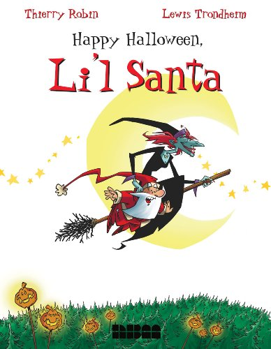 Happy Halloween, Li'L Santa]()