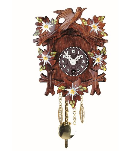 Black Forest Clock, incl. batterie Trenkle