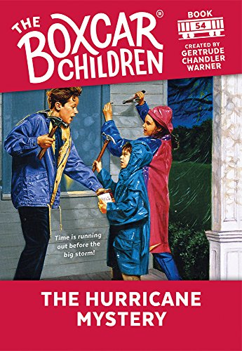 The Hurricane Mystery (The Boxcar Children Mysteries)