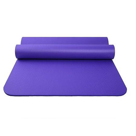 YXLZZO Colchoneta de Yoga para Principiantes Antideslizante ...