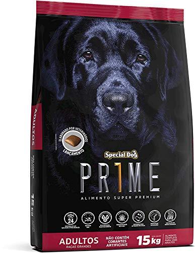 Ração Special Dog Prime Raças Grandes Adultos 15Kg