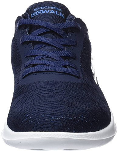 15352 Navy Skechers Women's Skechers Trainers Women's x8nB1fqtX
