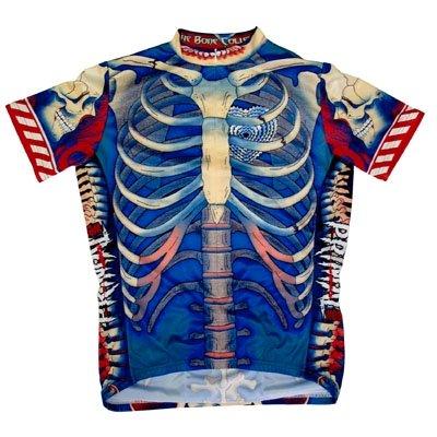 cc5e92b21 Primal Wear 2012 Men s Bone Collector Original Short Sleeve Cycling Jersey  - BCJER ...