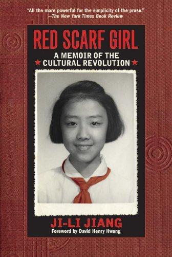 By Ji-Li Jiang Red Scarf Girl (Later Printing)