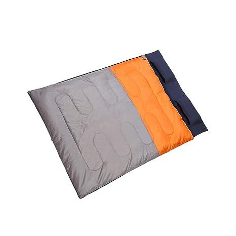 HUACANG Saco De Dormir Doble Al Aire Libre, Equipo De Frio para Acampar En Primavera