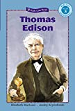 img - for Thomas Edison (Kids Can Read!, Level 3) book / textbook / text book