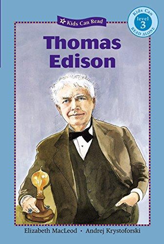 Download Thomas Edison (Kids Can Read!, Level 3) pdf epub