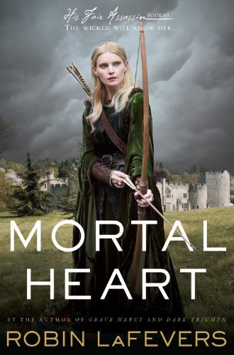 """Mortal Heart (His Fair Assassin Trilogy)"" av Robin LaFevers"