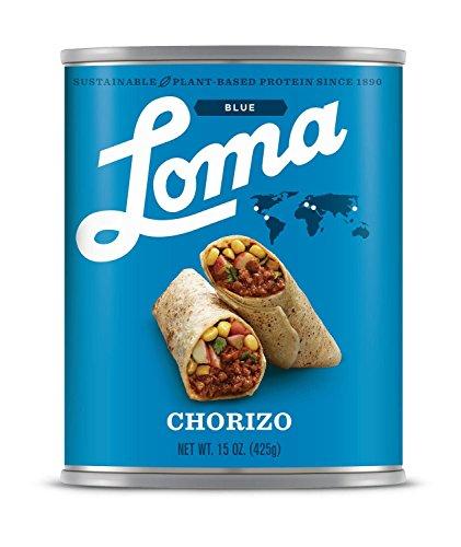 Loma Blue Chorizo - 15 oz. (Pack of 8) by Loma Linda (Image #1)