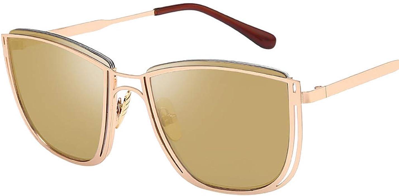 Mymyguoe Unisex Dama Gafas de Sol Mujeres Vintage Gafas de Sol Lentes de  Colores Retro Gafas de protección de la radiación de la Moda Gafas de Sol  ... e0a6b7e5f314