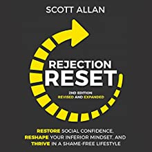 Rejection Reset Audiobook by Scott Allan Narrated by Joe Hempel