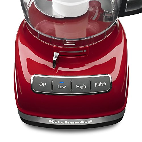 KitchenAid KFP1133ER 11-Cup Food Processor with Exact Slice System - Empire Red by KitchenAid (Image #3)