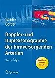 Doppler- und Duplexsonographie der Hirnversorgenden Arterien, Widder, Bernhard and Görtler, Michael, 3662449625