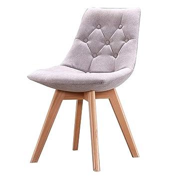 Sillas de comedor modernas, muebles de sala, silla de café ...