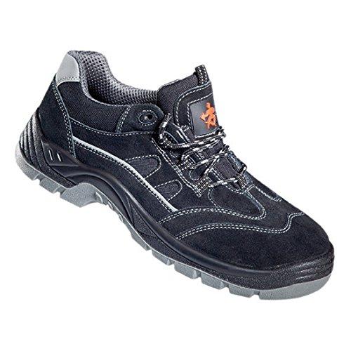 De seguridad zapatos de seguridad Hugo 8724 industrial S1P zapatos BGR191 colour negro, Negro, 8724