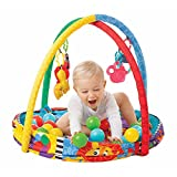 Playgro Ball Activity Nest for Baby Infant Toddler Children 0184007,Playgro is Encouraging Imagination with STEM/STEM for a Bright Future - Great Start for a World of Learning