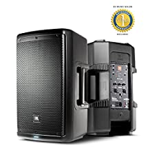 "JBL EON610 1,000W, 10"" 2-way Multipurpose Self-powered PA Speaker with 1 Year Free Extended Warranty"