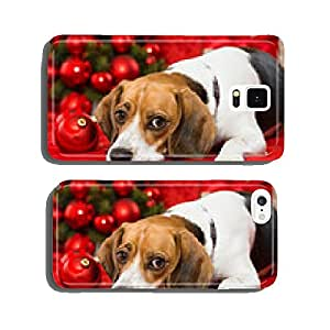 Christmas dog cell phone cover case iPhone6