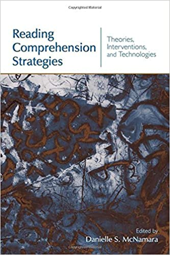 Reading Comprehension Strategies Theories Interventions And