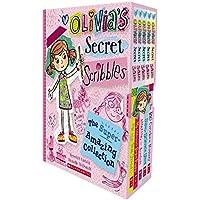 Olivia's Secret Scribbles: The Super-Amazing Collection