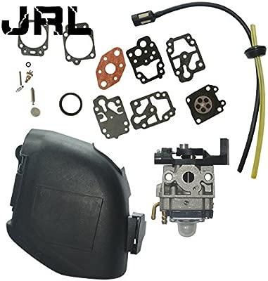 jrl carburador Kit de reconstrucción de filtro de aire para Honda ...