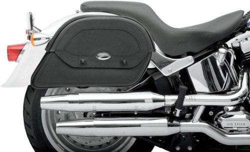 Saddlemen 3501-0437 Cruis'n Custom-Fit Large Slant Saddlebag (15.5