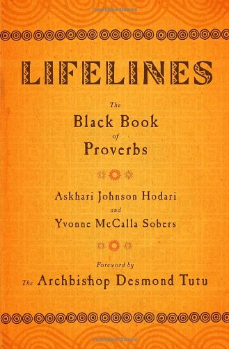 Books : Lifelines: The Black Book of Proverbs