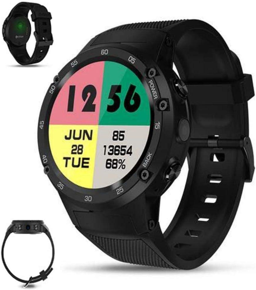Shouhuan Actividad Niños Rastreadores GPS Monitores de frecuencia cardíaca Pulsera de Ejercicios, teléfono con Reloj Inteligente, Pulsera con Monitor de frecuencia cardíaca