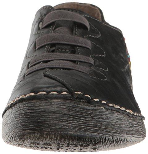 Sneaker Nera Mev Moda Bernie Wenco Donna qwOZPnpEa