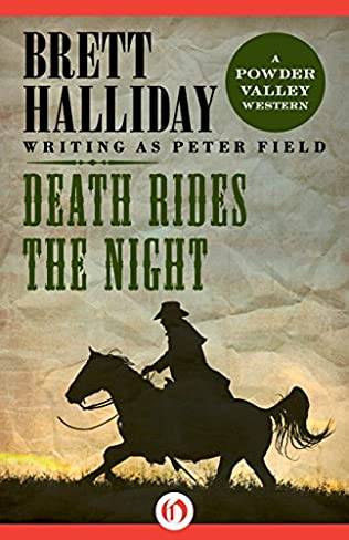 book cover of Death Rides the Night