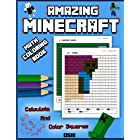 Amazing Minecraft Math: Cool Math Activity Book for Minecrafters (Minecraft Activity Books) (Volume 1)