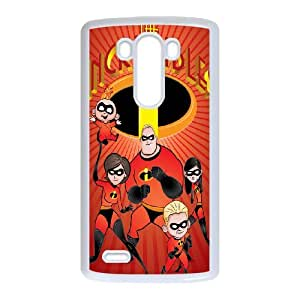 The Incredibles for LG G3 Phone Case Cover 6FF461563