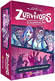 Zurvivors Cooperação - Pré-venda exclusiva Amazon