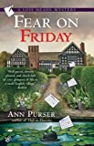 Fear on Friday, Ann Purser, 0425212254