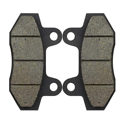 (Disc Brake Pads Set for Yerf-Dog Spiderbox 150cc GX150 go kart Gy6 49cc 50cc 125cc 150cc 200cc 250cc ATV Dirt Bike Pit Bike Roketa TaoTao Baja Sun Scooter Parts)