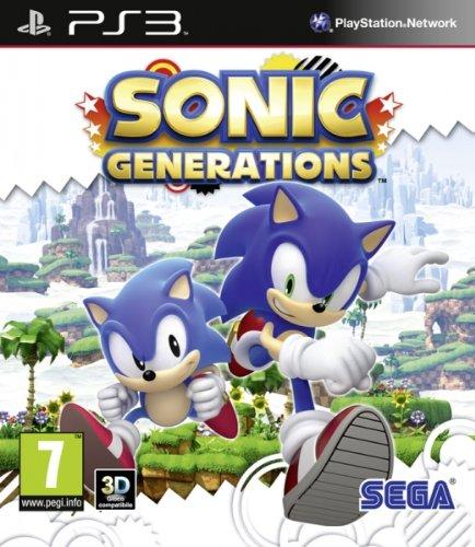 Sonic Generations PS3 (Sonic Generations Ps3)