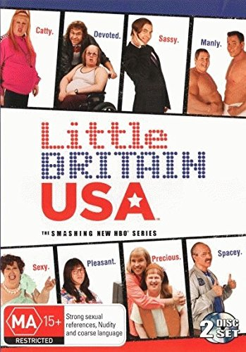 Little Britain USA (2008 - 2016) (Television Series)