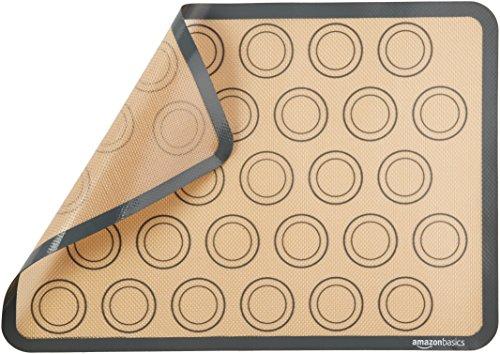 AmazonBasics Silicone Macaron Baking Mat - 2-Pack by AmazonBasics (Image #3)