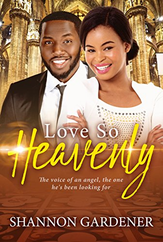 Search : Love So Heavenly (A Clean Christian African American Romance Book 1)