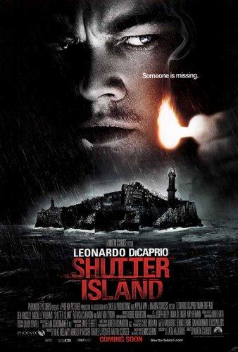 Shutter Island Movie Poster 2 Sided Original Leonardo Dicaprio