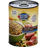 Cheap Nature's Recipe Easy to Digest Lamb, Rice and Barley Formula Canned Dog Food (12 pack)