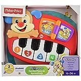 Fisher Price Ríe y Aprende Perrito Piano De Aprendizaje