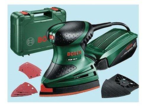 Lijadora manual Bosch PSM 160 A 160 W: Amazon.es: Iluminación