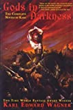 img - for Gods in Darkness: The Complete Novels of Kane book / textbook / text book