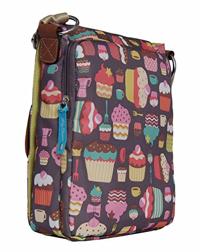 Tablet Bag Printed Design Bloom body Cupcake Cross Delight Lily Cameron Tqgn0xE
