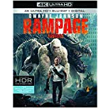 Rampage (Bilingual) [4K UHD + Blu-Ray + Digital]