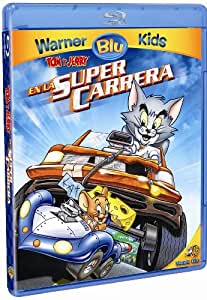 Tom y Jerry en la Super Carrera [Blu-ray]