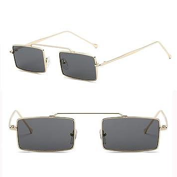 Nosii Mujeres Verano Pequeño Cuadrado Gafas de Sol del Todo ...