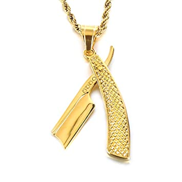 Plug Unisex Stecker Halskette Kette Halskette Charm Hip Hop Schmuck Geschenk
